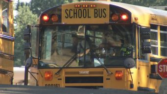 Students in Several Towns Headed Back to School