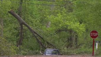 Bethany Woman Hid From Tornado in Storm Drain