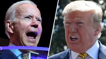 Trump Says Clinton Was Tougher Opponent Than Biden Would Be