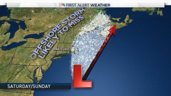 Dropping Temperatures - Any Snow?