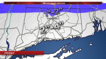 Friday Snow and a Bigger Tuesday Threat