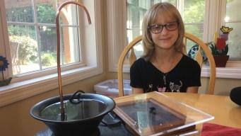 Southington Girl Creates Drinking Fountain for Cats