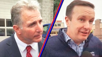 Connecticut's US Senate Candidates Make Final Campaign Push