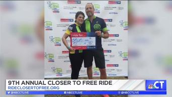 CT LIVE!: 9th Annual Closer to Free Ride