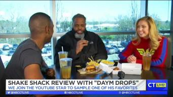 CT LIVE!: A Daym Drops CT LIVE! Food Review Collaboration