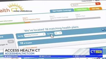 CT LIVE!: Access Health CT - Open Enrollment