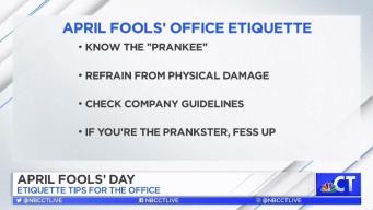 CT LIVE!: April Fools' Etiquette Tips