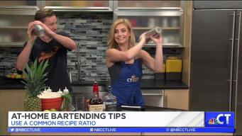 CT LIVE!: At-Home Bartending Tips