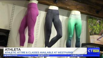 CT LIVE!: Athletic Attire Available at Westfarms