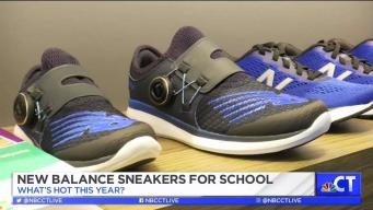 CT LIVE!: Back to School Sneakers at New Balance