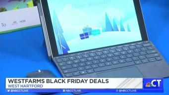 CT LIVE!: Black Friday Deals at Westfarms