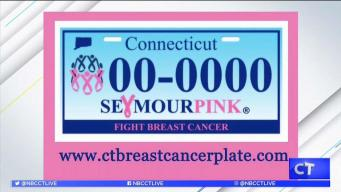 CT LIVE!: Breast Cancer Awareness License Plates