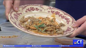 CT LIVE!: Buckwheat Spaetzle And Mushroom Bolognese