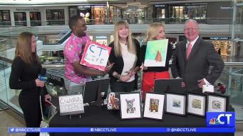 CT LIVE!: Celebrity Art Event