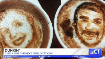 CT LIVE!: Check out Dunkin's Next Gen Locations