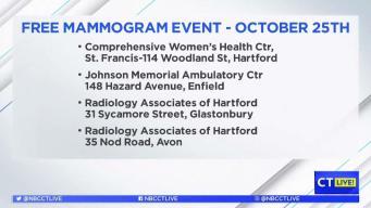 CT LIVE!: Comprehensive Women's Health Center at Saint Francis