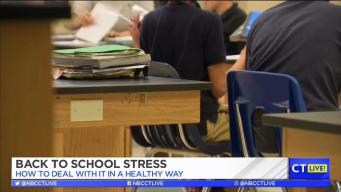 CT LIVE!: Dealing with Back to School Stress