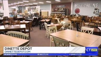 CT LIVE!: Dinette Depot