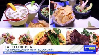 CT LIVE!: Eat to the Beat in New York
