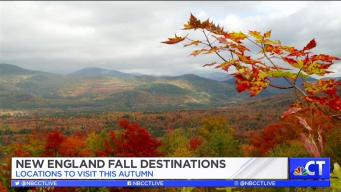 CT LIVE!: Fall Foliage Destinations