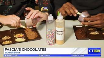 CT LIVE!: Fascia's Chocolates
