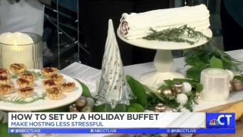 CT LIVE!: Festive Holiday Buffet