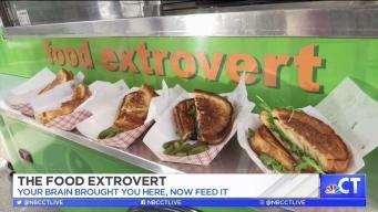 CT LIVE!: Food Extrovert Food Truck