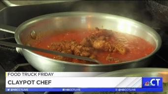 CT LIVE!: Food Truck Friday - Claypot Chef