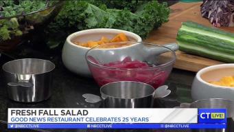CT LIVE!: Fresh Fall Salad