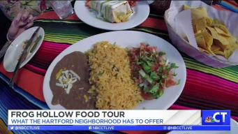 CT LIVE!: Frog Hollow Food Tour