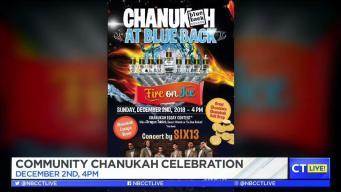 CT LIVE!: Get Ready for Connecticut's Largest Chanukah Celebration