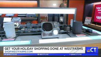 CT LIVE!: Get Your Holiday Shopping Done at Westfarms
