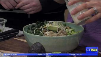 CT LIVE!: Green Goddess Buddha Bowl