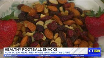 CT LIVE!: Healthy and Fun Football Entertaining