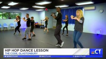 CT LIVE!: Hip Hop Dance Lesson