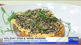 CT LIVE!: Holiday Side Dish and Wine Pairings