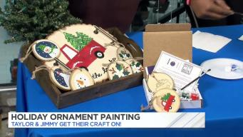 CT LIVE!: Homemade Holiday Ornaments