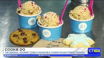 CT LIVE!: How to Make Edible Cookie Dough