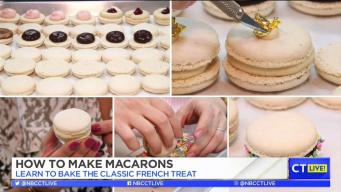 CT LIVE!: How to Make Macarons