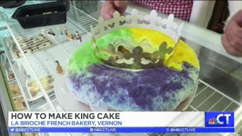 CT LIVE!: How to Make a King Cake