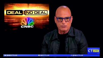 CT LIVE!: Howie Mandel Talks CNBC Deal or No Deal Revival