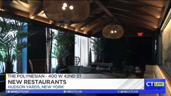 CT LIVE!: Hudson Yards Restaurant Preview
