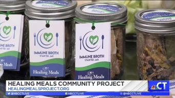 CT LIVE!: Immune Broth with Healing Meals