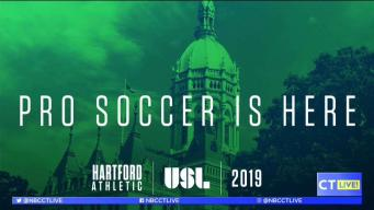 CT LIVE!: Introducing the Hartford Athletic