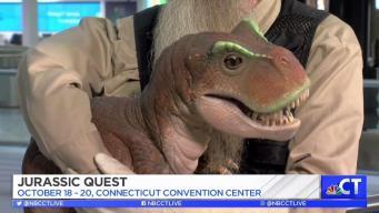 CT LIVE!: Jurassic Quest