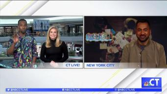 "CT LIVE!: Kal Penn Talks ""Sunnyside"""