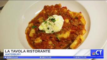 CT LIVE!: La Tavola Ristorante