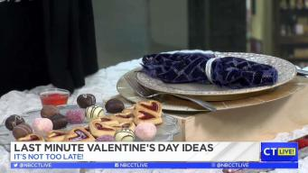 CT LIVE!: Last Minute Valentine's Day Ideas