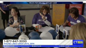 "CT LIVE!: Make-A-Wish ""Miles for Smiles"" Campaign"