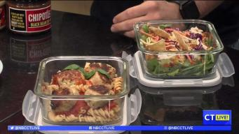 CT LIVE!: Meal Prepping Tips